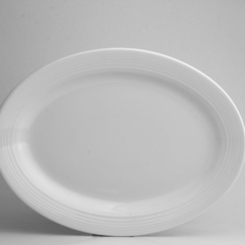 Oval Platter 32cm