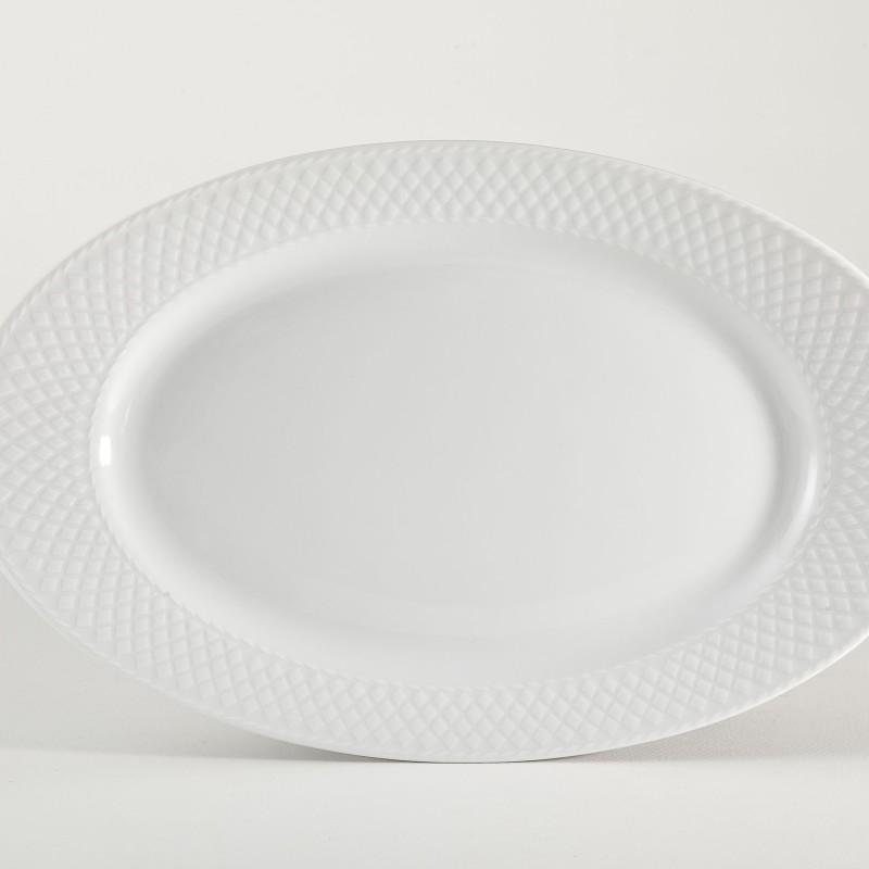 Oval Platter 42cm