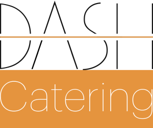 dash catering logo